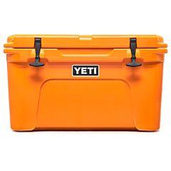 Yeti Tundra 45 Hard Cooler King Crab Orange
