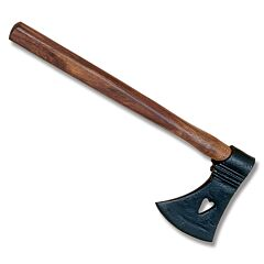 War Tomahawk Axe Hardwood Handle