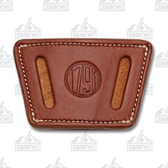 1791 Gunleather Classic Brown UIW Universal IWB Ambidextrous Holster
