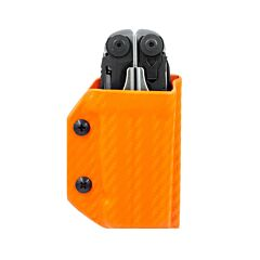 StatGear Sheath Leatherman Surge CF Orange