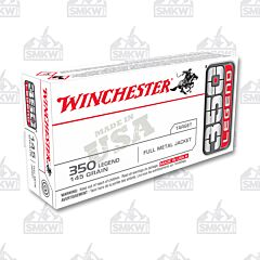 Winchester USA 350 Legend 145 Grain Full Metal Jacket 20 Rounds