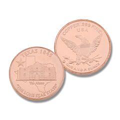 Alamo Copper Round Model 145