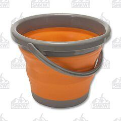 UST FlexWare Orange 5 Liter Bucket