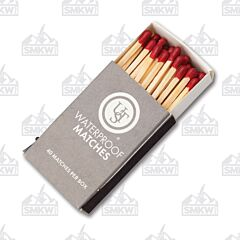 UST Brands Waterproof Matches 4 Pack