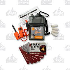 UST Learn and Live Fire Starting Kit