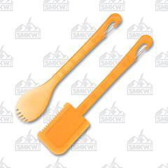 UST KLIPP Spork & Spatula Orange
