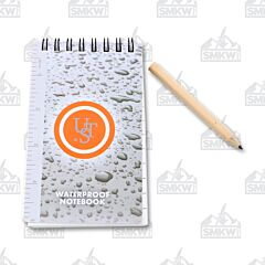 UST Waterproof Notebook