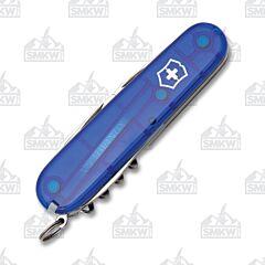 Victorinox Camper Blue