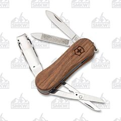 Victorinox NailClip Wood 580