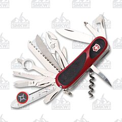Victorinox Evogrip S54 Red and Black