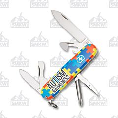 Victorinox Tinker Autism Awareness