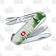 Victorinox Winter Forest Classic SD