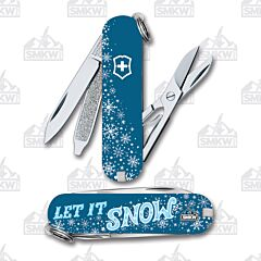 Victorinox Let It Snow Classic SD