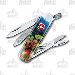 Victorinox Swiss Classic SD Limited Edition 2020 I Love Hiking