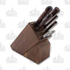 Victorinox Rosewood 7-Piece Block Set