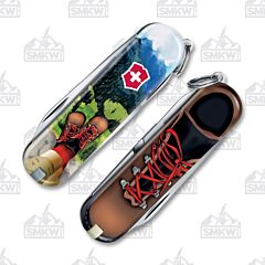 Victorinox Classic SD I Love Hiking Limited Edition 2020