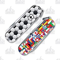 Victorinox Swiss Classic SD World of Soccer Limited Edition 2020 Clam Pack