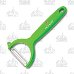 Victorinox Tomato and Kiwi Peeler Green