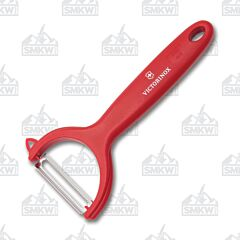 Victorinox Tomato and Kiwi Peeler Red