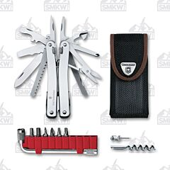 Victorinox SwissTool Spirit X Plus with Nylon Pouch