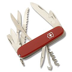 Victorinox Swiss Army Huntsman Red with Pouch