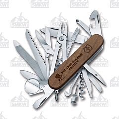Victorinox Swiss Army WWP Swiss Champ Hardwood