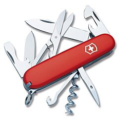 Victorinox Swiss Army Climber Red with Pouch