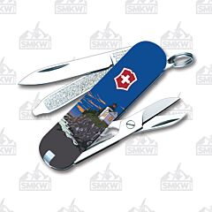 Victorinox Acadia National Park Classic SD Stainless Steel Blade ABS Handle