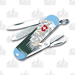 Victorinox Mount Rainer National Park Classic SD