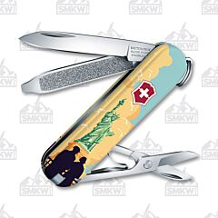 Victorinox Statue of Liberty National Park Classic SD