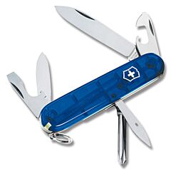 Victorinox Swiss Army Tinker with Translucent Sapphire Composition Handles