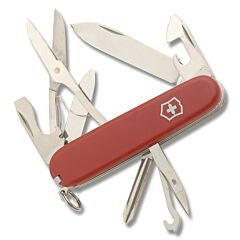 Victorinox Swiss Army Super Tinker Red Clam Pack
