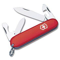 Victorinox Recruit Red Clam Pack