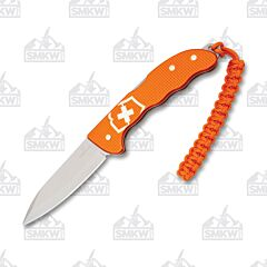 Victorinox 2021 Tiger Orange Alox Hunter Pro