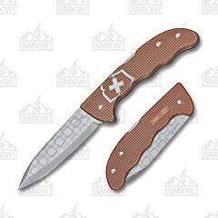 Victorinox 2020 Copper Brown Alox Hunter Pro