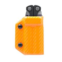 StatGear Sheath Leatherman Charge CF Orange