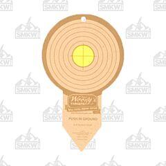"""Woody's 6"""" Target 6 Pack"""