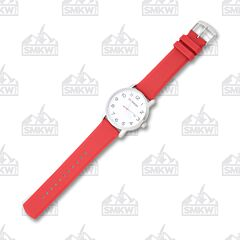 Wenger Avenue Watch Red