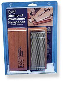"DMT 6"" Bench Model Diamond Whetstone - Coarse 325 Grit"