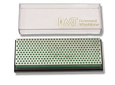 "DMT 6"" Bench Model Diamond Whetstone with Plastic Case - Extra Fine 1200 Grit"