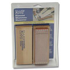 """DMT 6"""" Bench Model Diamond Whetstone - Fine 600 Grit"""