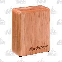 Wusthof 6-Slot Walnut Block Set