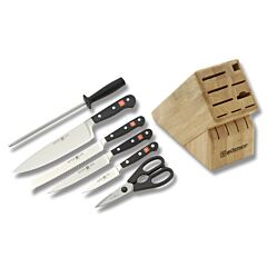 Wusthof Classic 7 Piece Knife Block Set