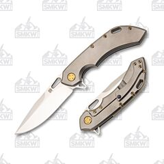 Olamic Cutlery Wayfarer 247 T1383 Light Blast