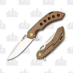 Olamic Wayfarer 247 Drop Point Kinetic Earth