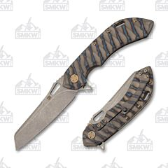 Olamic Wayfarer 247 Sheepscliffe Blue Flame