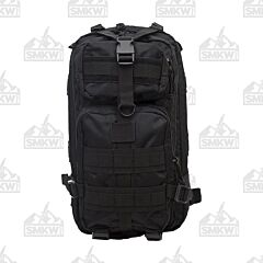 World Famous Sports Tactical Transport Backpack Black