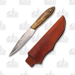 Woody Handmade Knives Southern Lady Hickory Handle