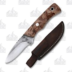 Weatherford Knife Co. Signature Series Medium Maple Burl Handle