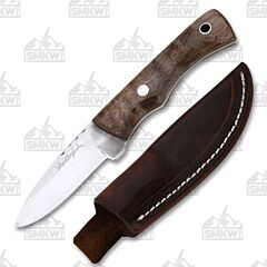 Weatherford Knife Co. Signature Series Medium Curly Maple Handle